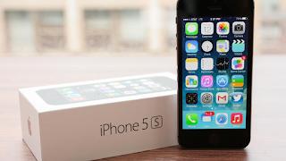 Dấu hiệu thay mặt kính điện thoại iPhone 5S, 5C