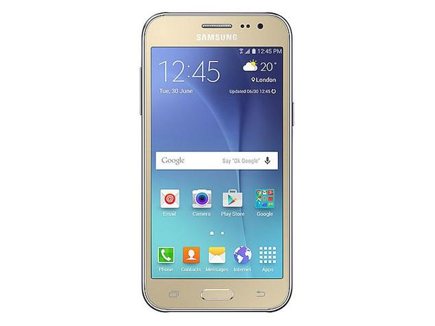 Samsung Galaxy J2 DTV Launched, First Samsung Digital TV Smartphone