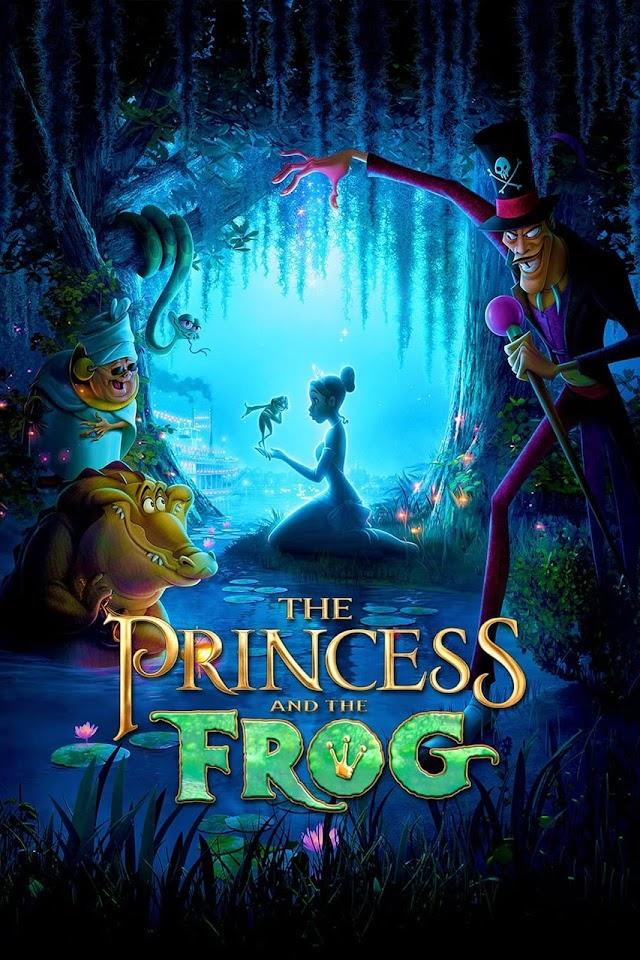 The Princess and the Frog 2009 x264 1080p Esub English Hindi THE GOPI SAHI