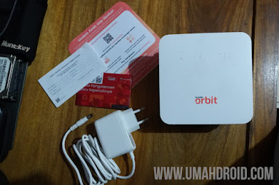 Unboxing Paket Penjualan Orbit Star 2