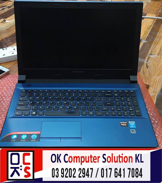 [SOLVED] CANNOT START LAPTOP LENOVO IDEAPAD | REPAIR LAPTOP CHERAS 1
