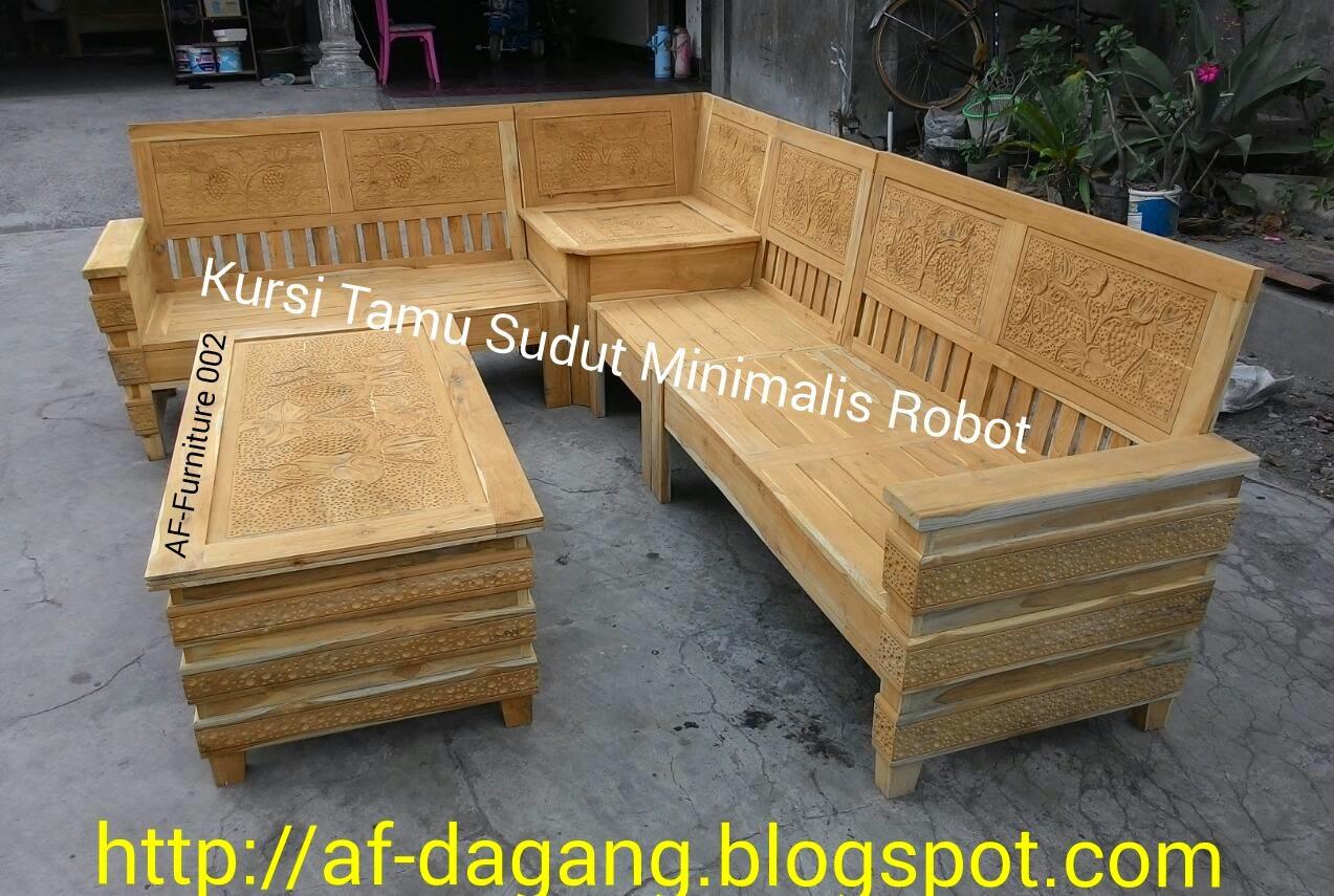 Abu Fawaz Dagang Furniture Jati Ukir Dan Minimalis