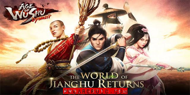 Age of Wushu Dynasty النسخة المهكرة