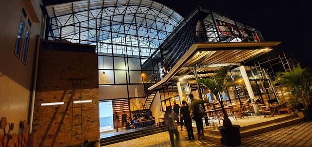 Luar Biasa! DEJ Convention Hall Terlengkap Standar Nasional Hadir di Sungai Penuh - Kerinci