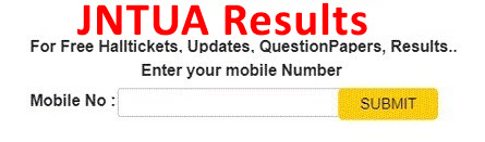 JNTU Ananthapur Results 2020