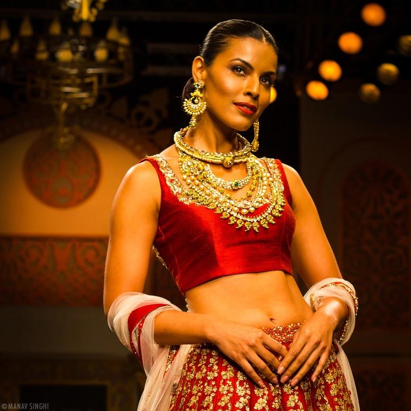 Deepti Gujral India International Jewellery Week Mumbai