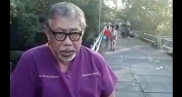 Prof Idrus Ungkap Awal Mula Tertular Corona: Saya Jabat Tangan dengan Teman yang Positif