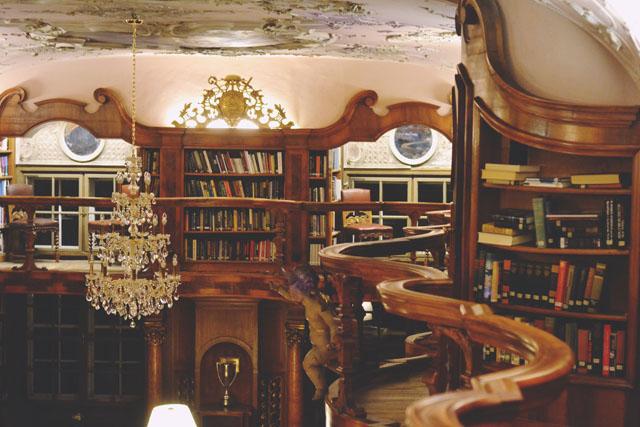 Max Reinhardt Library
