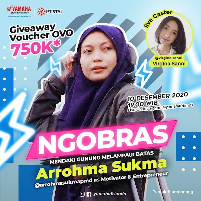 Arrohma Sukma