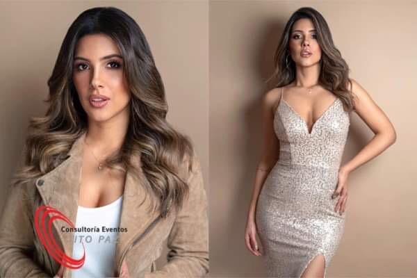 Almendra Castillo O'Brien es Miss World Callao 2021