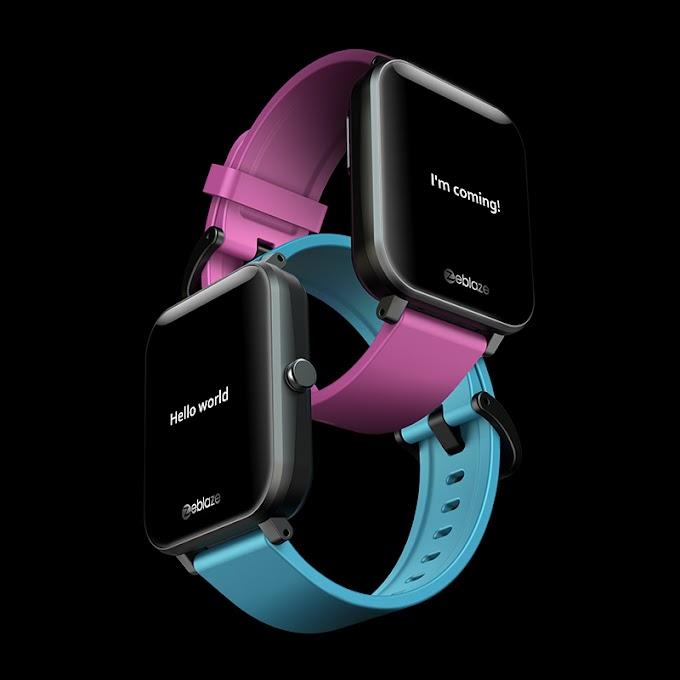 Sorteio do Smartwatch Zeblaze GTS