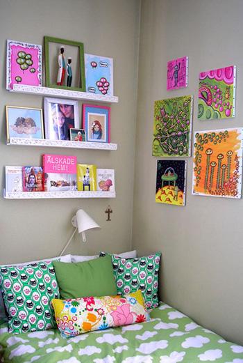 C mo dise ar o decorar el cuarto de una ni a girls room for Como decorar el cuarto de mi hija