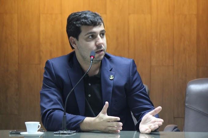 PL de autoria do vereador Renan Maracajá criará Disque Denúncia para a Rede Municipal de Educação