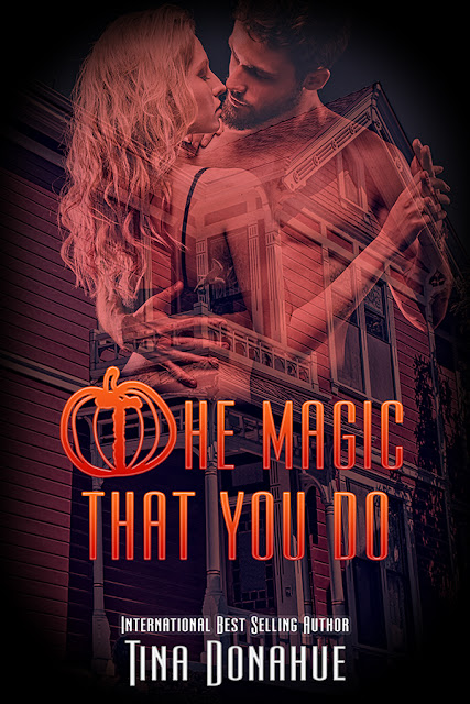 Passion. Friendship. Love. Some things a man simply can't forget. Halloween Love Story #EroticRomance #PNR #LoveStory #TinaDonahueBooks