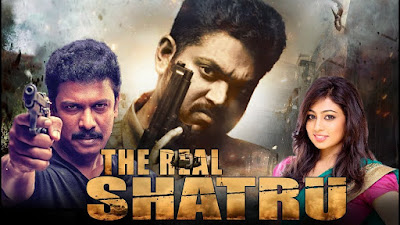 The Real Shatru 2018 Hindi Dubbed 720p WEBRip 800mb x264