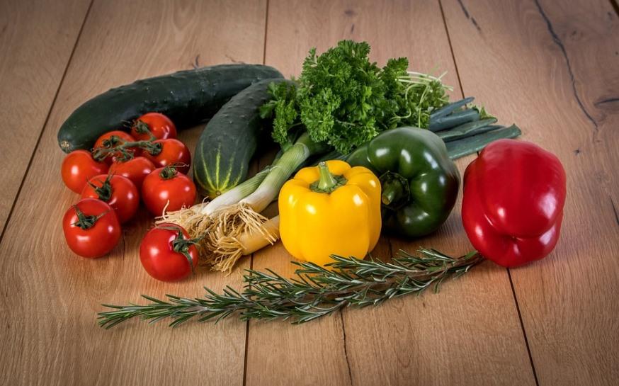 Eat More Vegetables for Clearer Skin