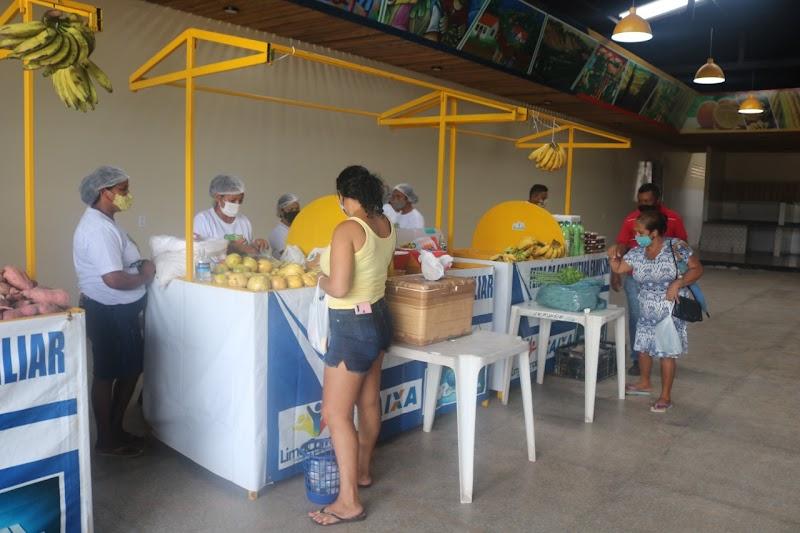 Aconteceu em Lima Campos a 3ª Feirinha Agroecológica Nova Demanda.