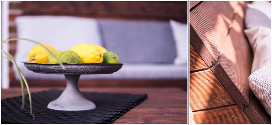 Blog + Fotografie by it's me | fim.works | Ein Garten im Norden | Zitronen und Limetten | Rückenlehne Lounge