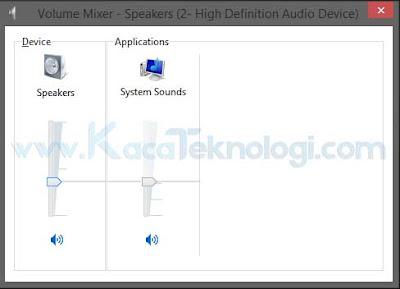 Bagaimana cara mengatasi speaker volume laptop yang tidak keluar suara, bermasalah, kecil, turun sendiri, atau mati sebelah pada laptop ? masalah ini bukanlah masalah yang baru dalam dunia komputer, hampir seluruh orang di dunia pernah mengalami masalah ini.