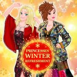 Princesses Winter Refreshment