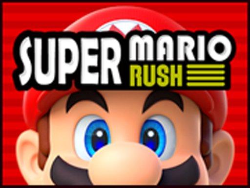 Super Mario Rush Game
