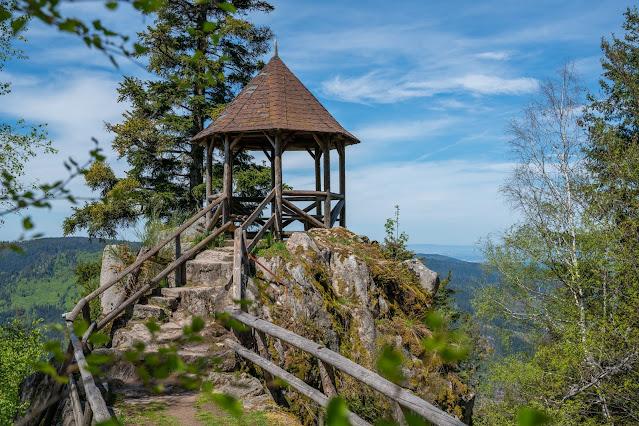 Premiumwanderweg Murgleiter | Etappe 2 von Gernsbach nach Forbach | Wandern nördlicher Schwarzwald 22