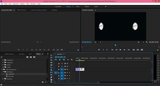 Klik effect, dan pilih video transisi atau video effek