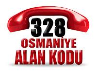 0328 Osmaniye telefon alan kodu