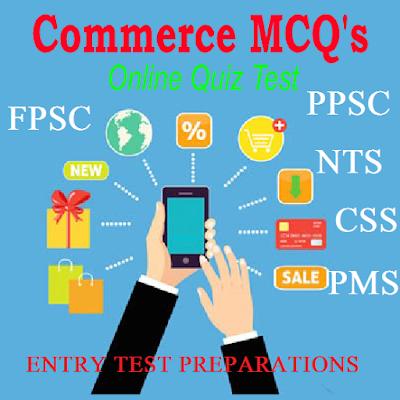 Commerce MCQs