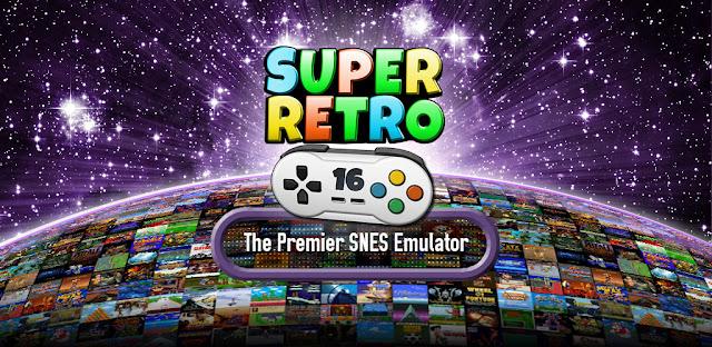 قم بتنزيل SuperRetro16 (SNES Emulator) - Nintendo Excellent Simulator لنظام الاندرويد