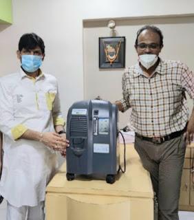 कोरोना संकट में डॉ योगेश दुबे की सराहनीय मदद | #NayaSaberaNetwork