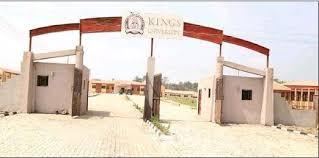 Kings University Postutme