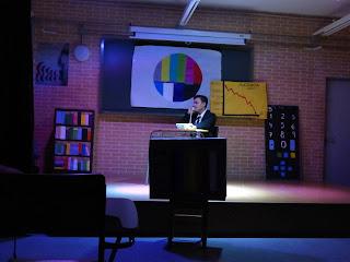 BASURA TV - TECNOZOMBIES - IES PLAYA SAN JUAN - 11/12/19