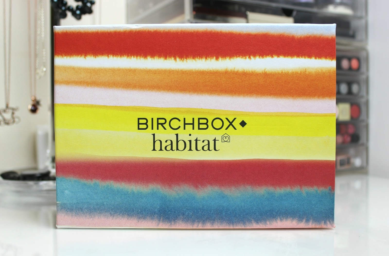 A picture of Birchbox UK March 2015 Habitat Box