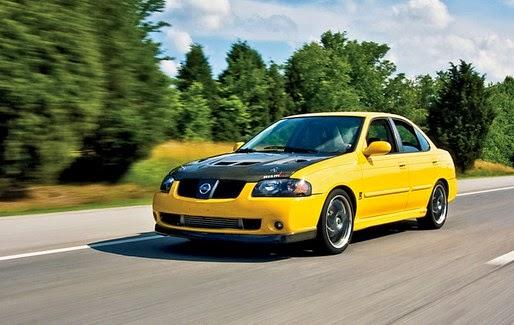 Nissan Sentra SE R Spec V Review