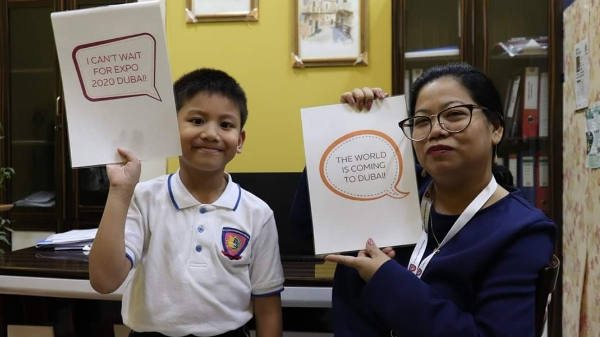 Teacher Marjorie Nazaret is helping shape future leaders