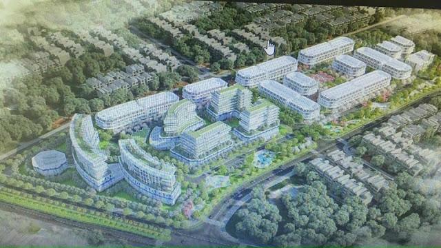 Bảng giá bán Calyx Residence dự án 319 Uy Nỗ Đông Anh liền kề shophouse ký HĐMB với chủ đầu tư