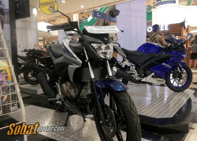 Impresi pertama All New Yamaha Vixion 2017, keren sih tapi . .