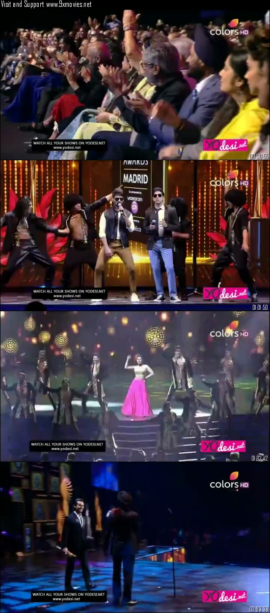 IIFA 2016 Main Event 480p HDTV