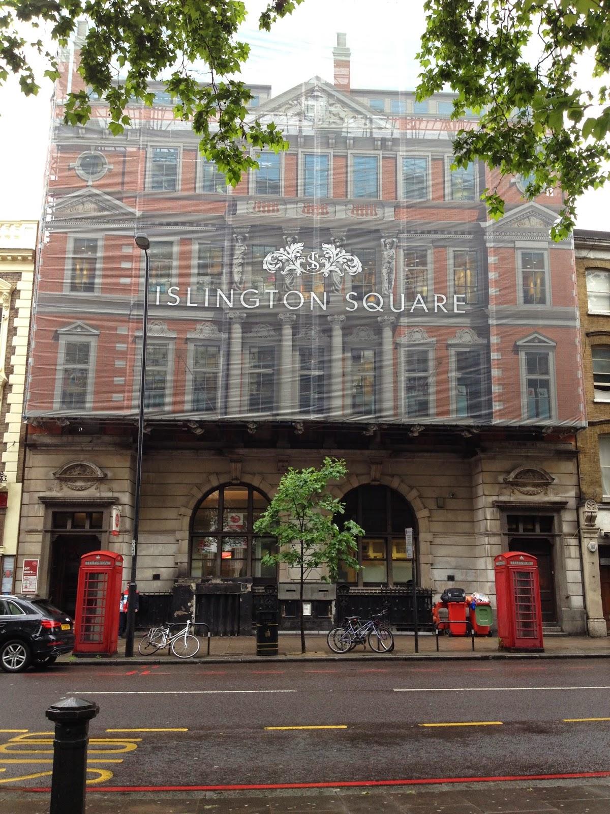 The Building Exploratory Czwg Show Islington History