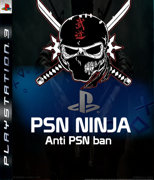 PSNINJA ANTI BAN Ps4 Exploit Hack, Apps, PS3 CFW Patch For