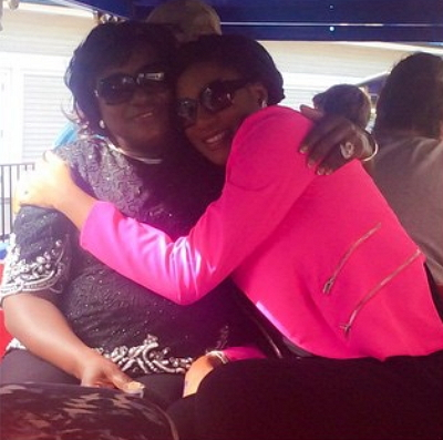 chika ike mother