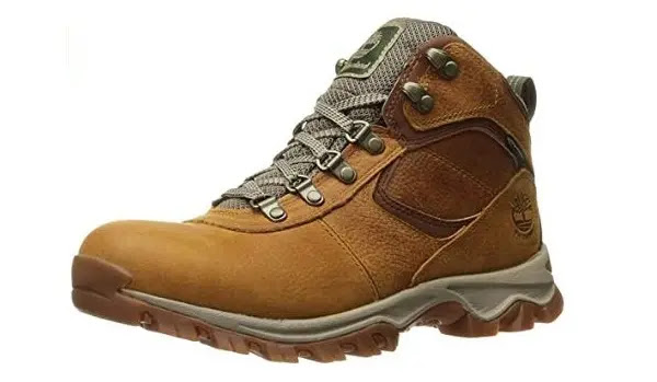 8- Timberland Earthkeepers Mt. Maddsen Leather Waterproof Boots for Men