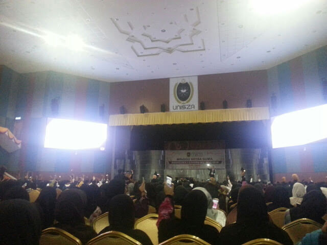 Dewan Al-Muktafi Billah Shah Unisza
