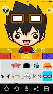 aplikasi pembuat karakter anime