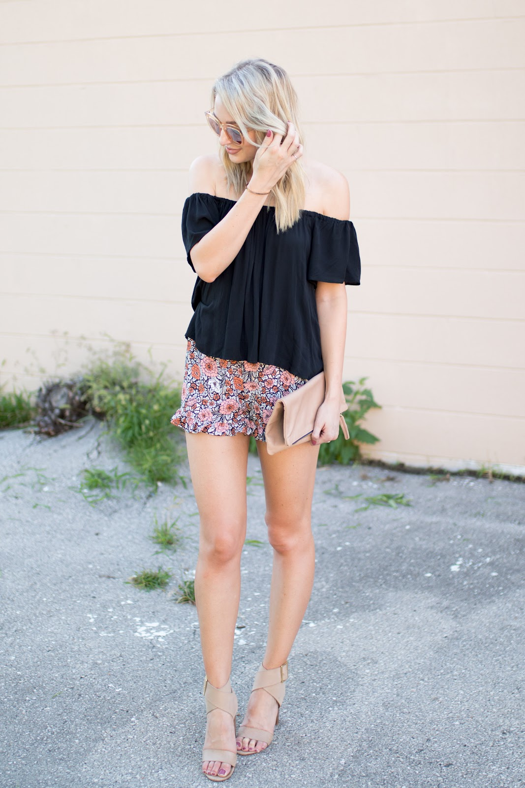 Dressed-up shorts