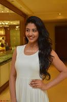 Daksha Nagarkar Cute Beauty in Sleeveless White Dress at Khwaaish Exhibition Launch 2017 ~  Exclusive 054.JPG