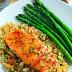 Apricot Dijon Glazed Salmon Recipe