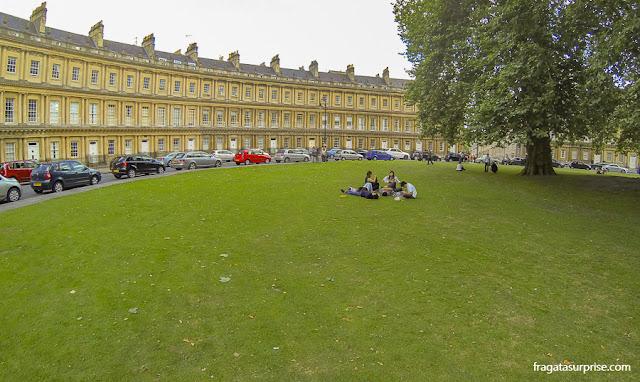 The Circus, Bath, Inglaterra