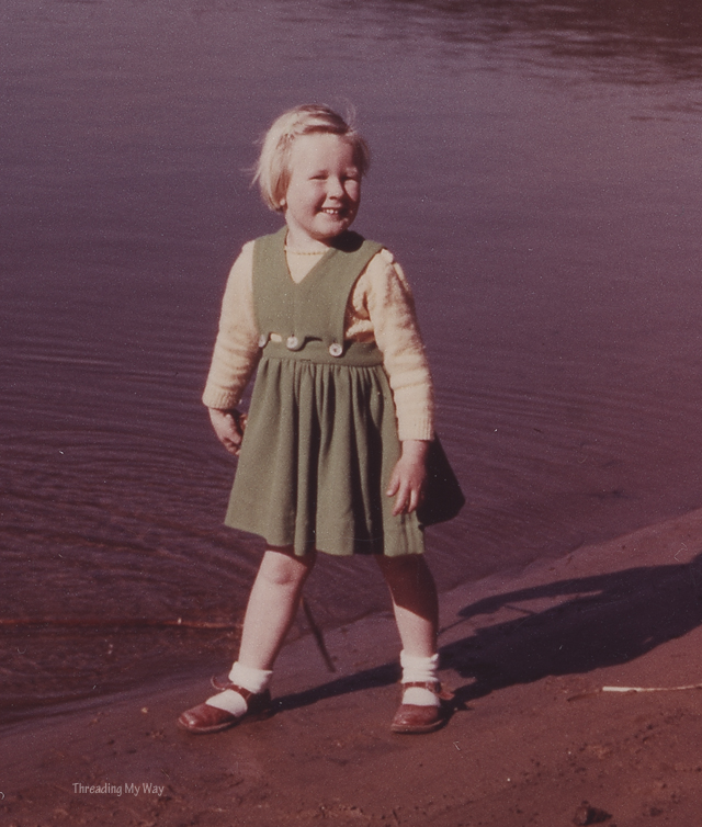 Are the clothes kids wear now-a-days, really any different to clothes worn by their parents or grandparents in years gone by? Just what did the best dressed babies and toddlers wear in the 1950s and 1960s? ~ Threading My Way